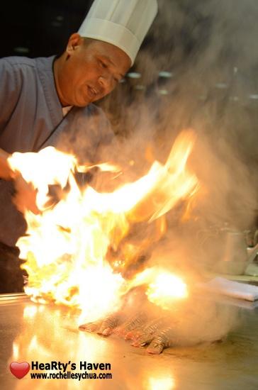 Yurakuen Flames