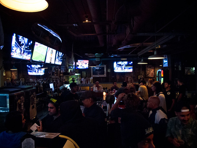 Active Night @ G's Boathouse in HB