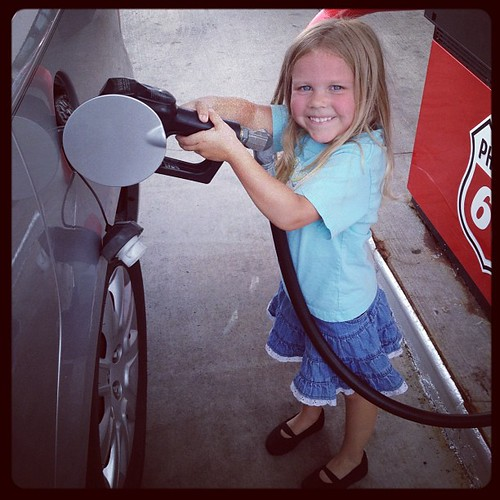 Pumpin' gas