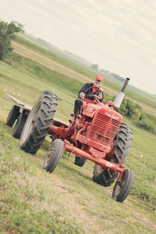 tractor - blog