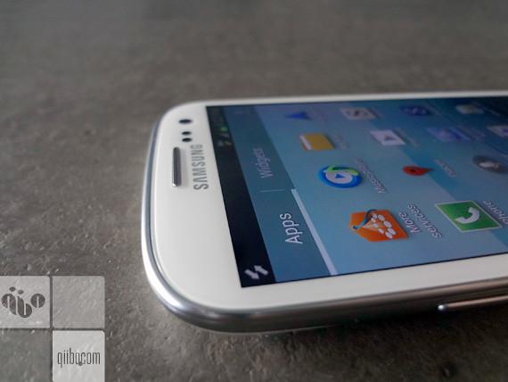 Samsung Galaxy III - Cámara