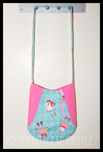 Little Girl's 241 Tote