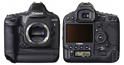 Canon EOS-1D X is available in Singapore from today at S$9,299 (body only).