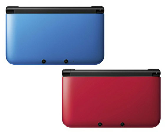 Nintendo 3DS XL Announced; Larger Screen, No Dual Control Pad