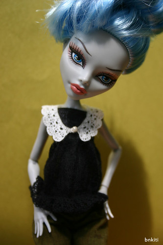 Knitted tops for Monster High