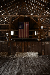 Old Barn, Old Glory