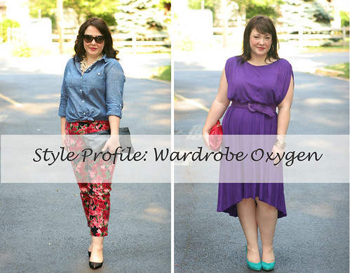 style profile - wardrobe oxygen
