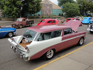 56 Chevrolet Bel Air Nomad