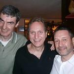 Albert Trullols, Alan y Koke en escalera