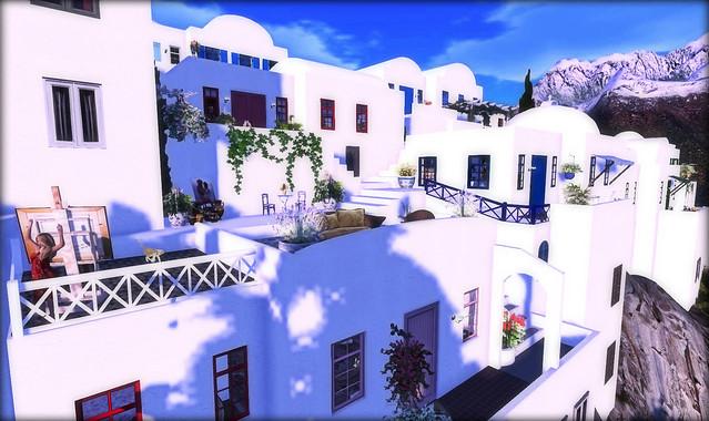 Almost Santorini