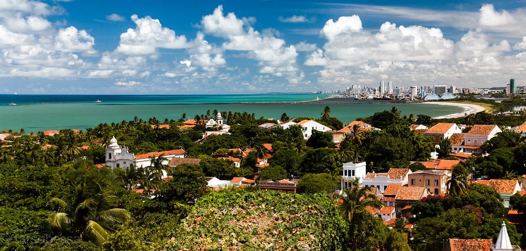 Recife Beautiful Landscapes of Recife