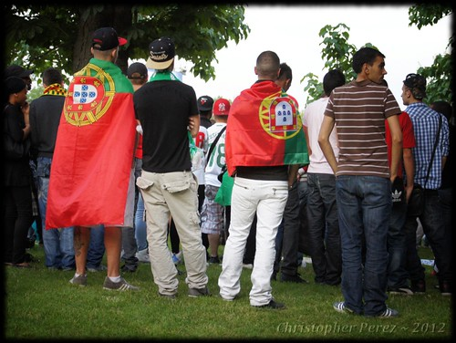 Euro2012 ~ Spain vs Portugal