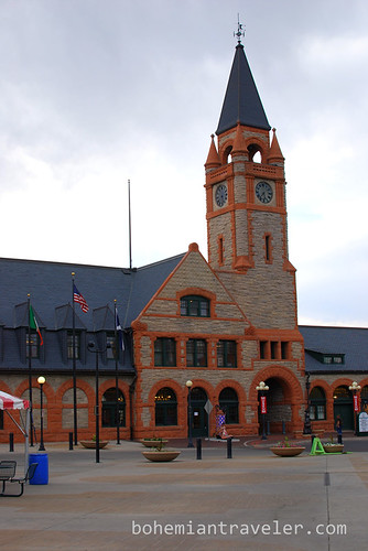 Union Pacific Depot Cheyenne