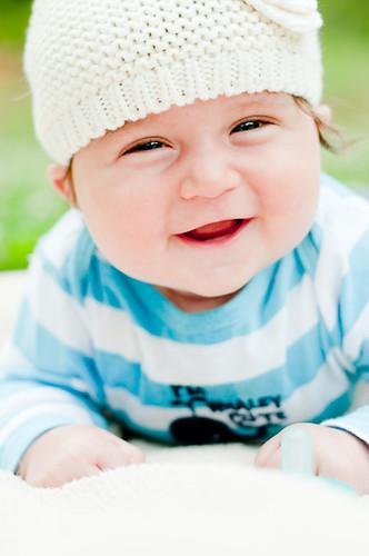 ::three months old::