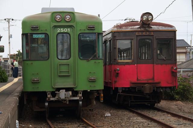 銚子電鉄2000形