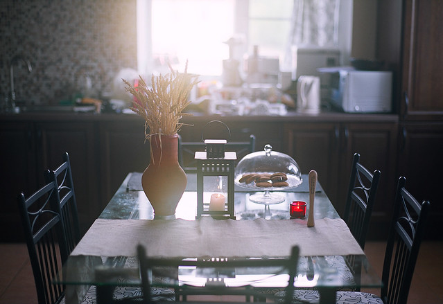 Morning table