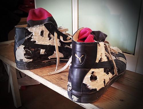 See It Sunday - Shoe