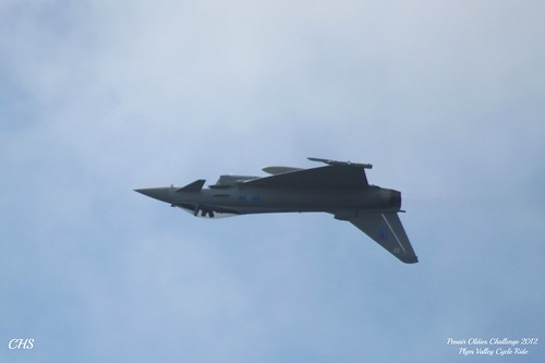 Photo 26 - Armed Forces Day on Plymouth Hoe  Typhoon Display by Stocker Images