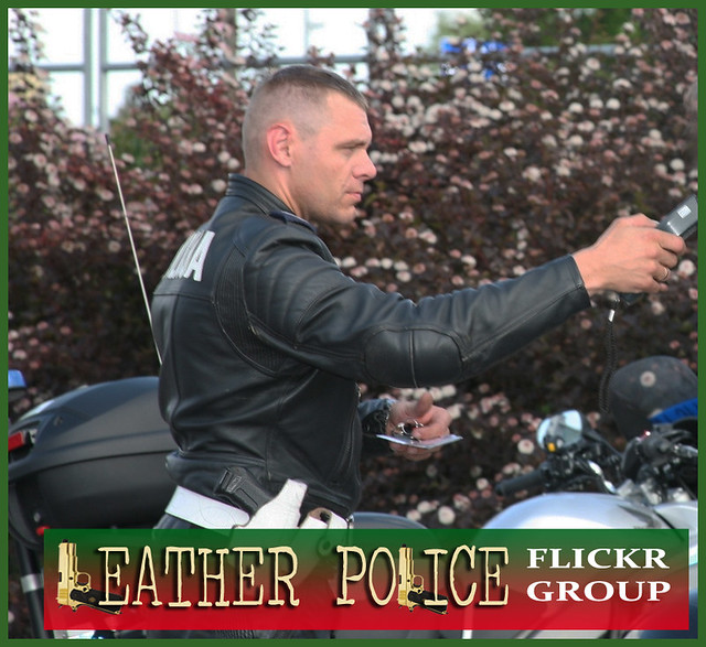 leather police group   flickr   groups policeleather by