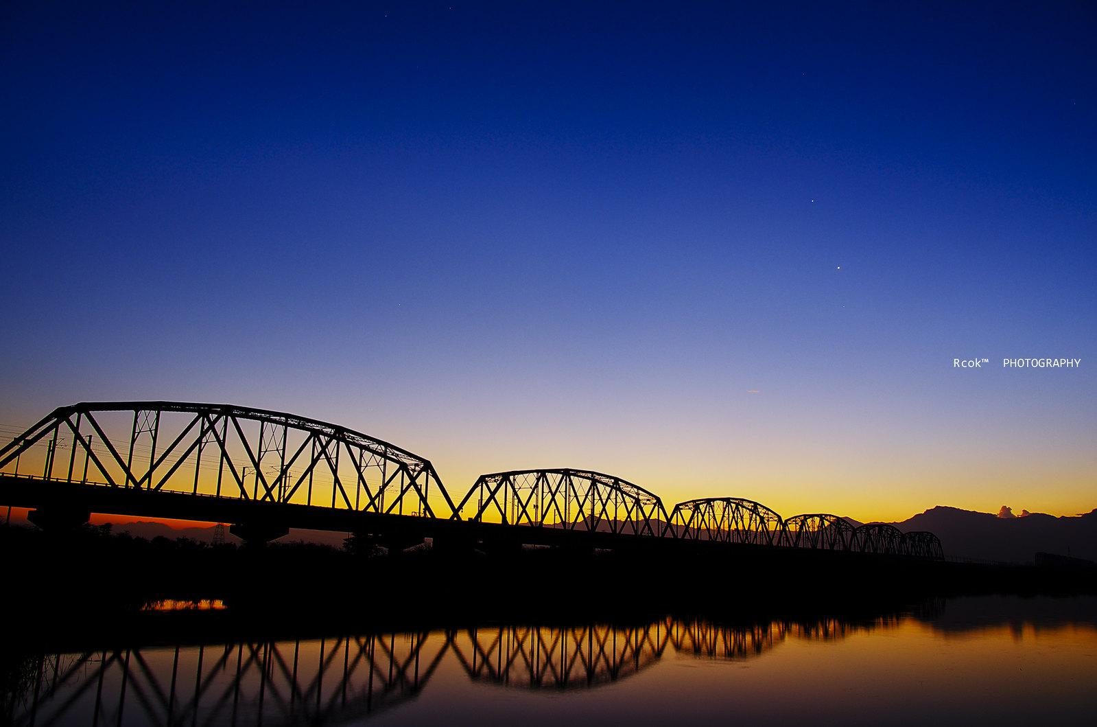 小燒舊鐵橋
