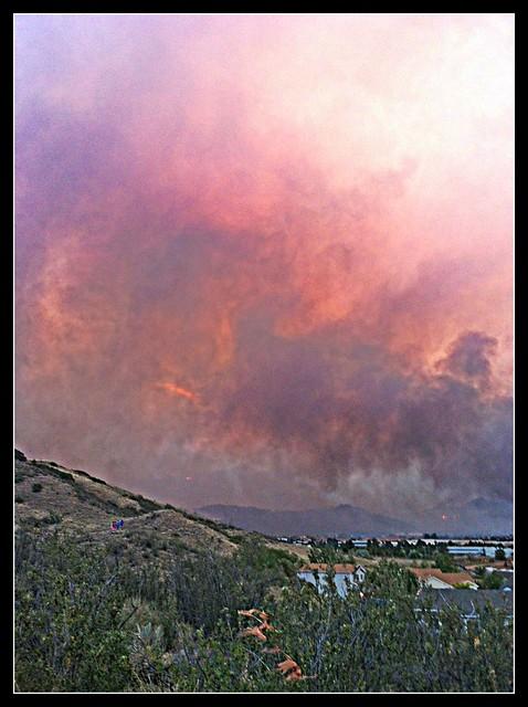 Waldo Canyon Smoke