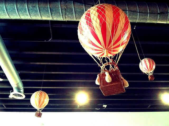 Balloons - effect by Numizmat
