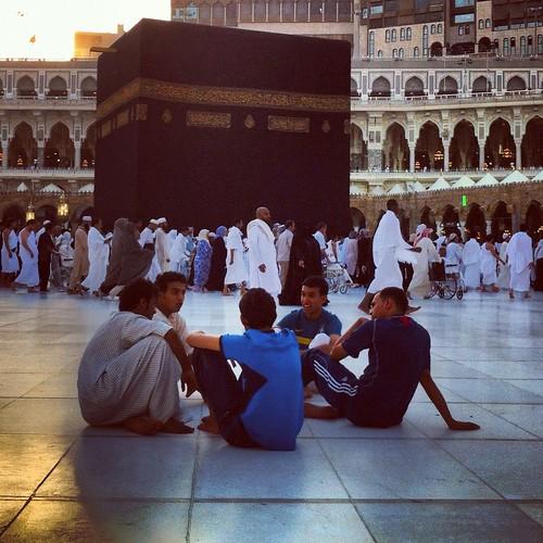 Santai di Pagi yang hening by Ghazali (Orang Malaya Di Yanbu, KSA)
