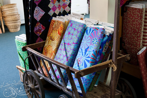 Quilting by the Bay quilt shop in Panama City, Florida
