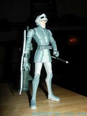 Mandalorian Police Officer