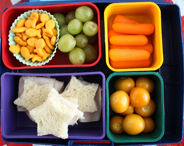 Summer Camp Bento Box #617