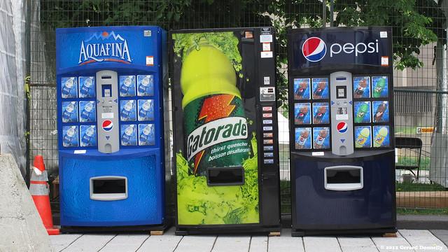 pepsi vending machine locations
