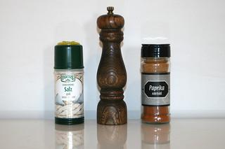 10 - Zutat Gewürze / spices