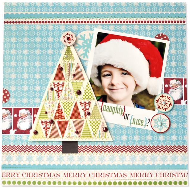 Naughty or Nice *Christmas Cheer*
