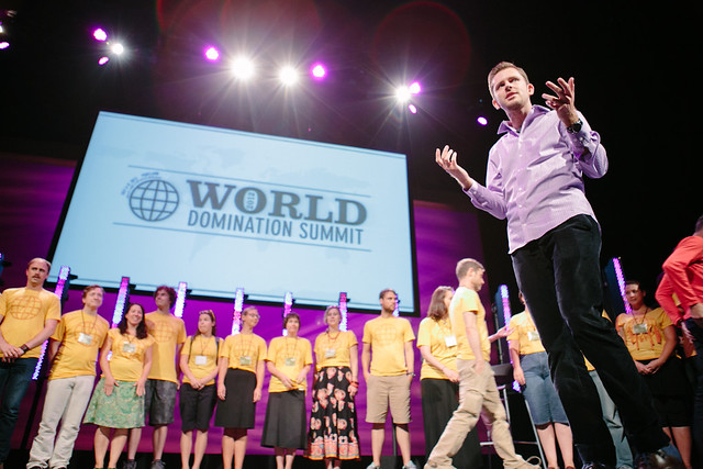 World Domination Summit 2012 - Portland, OR