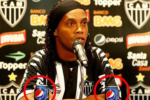 Ronaldinho- Pepsi