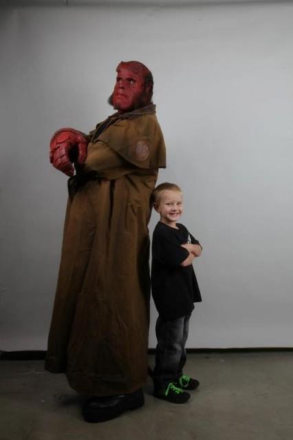 Fofura Nerd #33 - Make a Wish, Hellboy e o Zachary