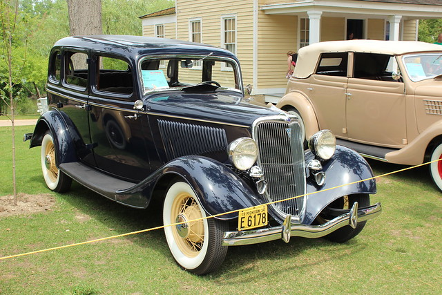 1934 ford v 8 4 door flickr photo sharing for 1934 ford four door