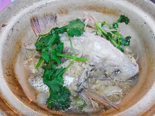 claypot tilapia sang pou fei chau yu R0018232 copy