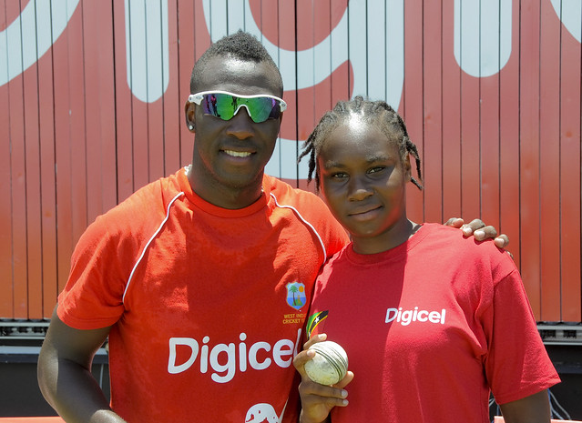 Andre Russell Digicel Cricket Experience | Flickr - Photo Sharing!