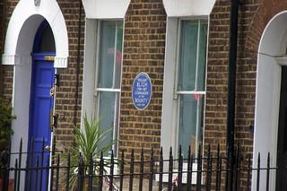 Immagine di William Bligh. england geotagged unitedkingdom lambeth gbr bishopsward geo:lat=5149671400 geo:lon=011008200