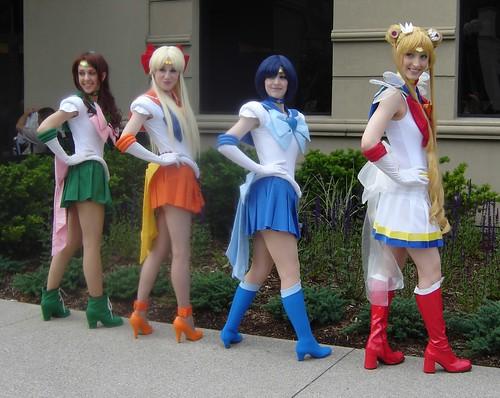 Super Senshi Quartet #2