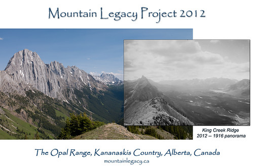 King Creek Ridge - Opal Range