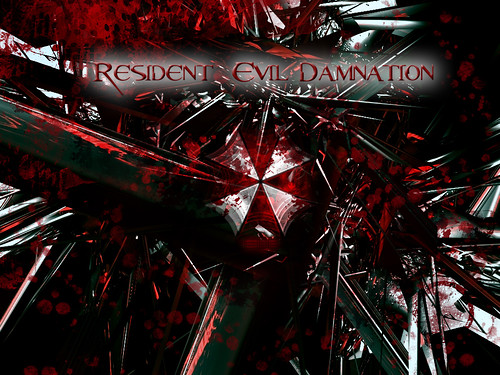 Here's Your First Look at Resident Evil: Damnation