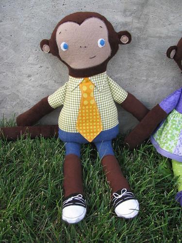 Ethan Monkey