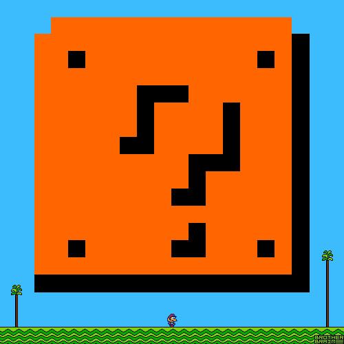 Gif Super Mario Bros