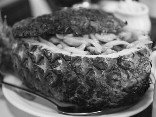 pineapple mono