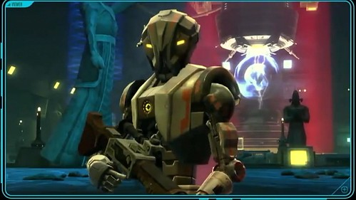 New Companion 'HK-51' Revealed for Star Wars: The Old Republic