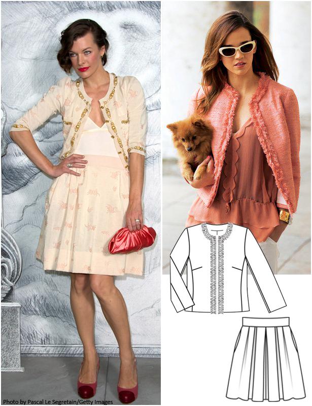 Get The Look Paris Haute Couture Week Sewing Blog Burdastyle