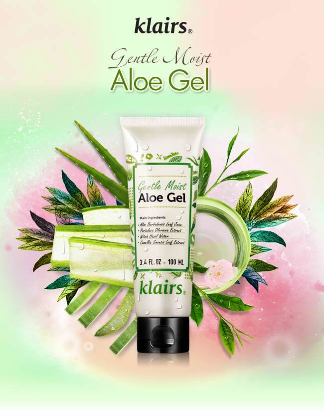 WISHTREND-KoreaMakeup-KoreaCosmetic-KoreaSkincare-Mask-klairs-GentleMoistAloeGel-wishtrend.com_00