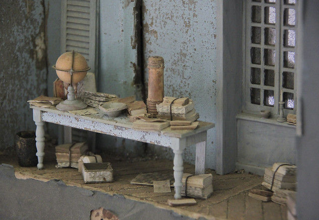 Box sculpture 2012 July- 11